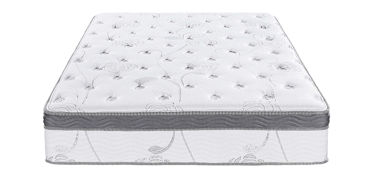Oleesleep 13SM01F Mattress image