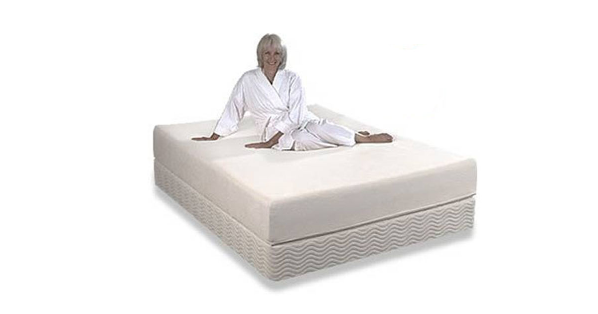 Over Weight Bariatric Mattress Queen image
