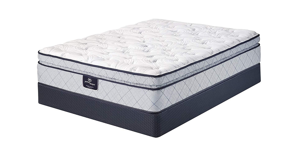 Serta Perfect Sleeper Super Pillow Top Mattress image