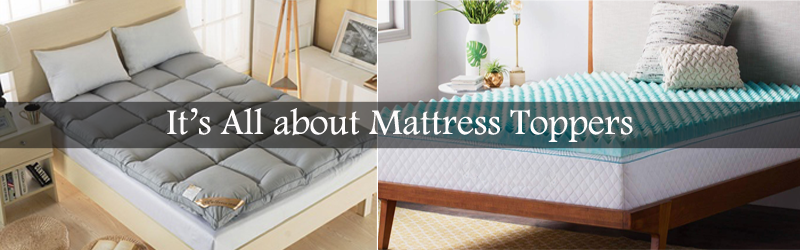All about Mattress Toppers Image