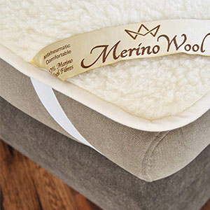 Wool toppers image