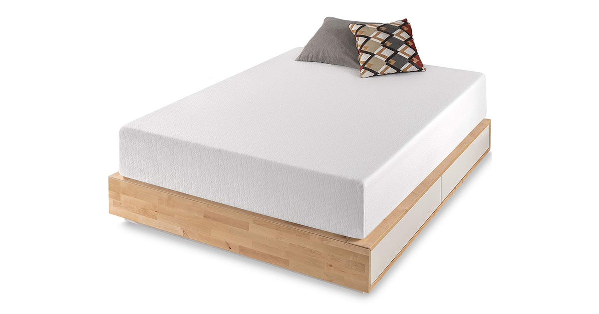 Best Price Mattress 12-Inch Memory Foam Mattress Queen image