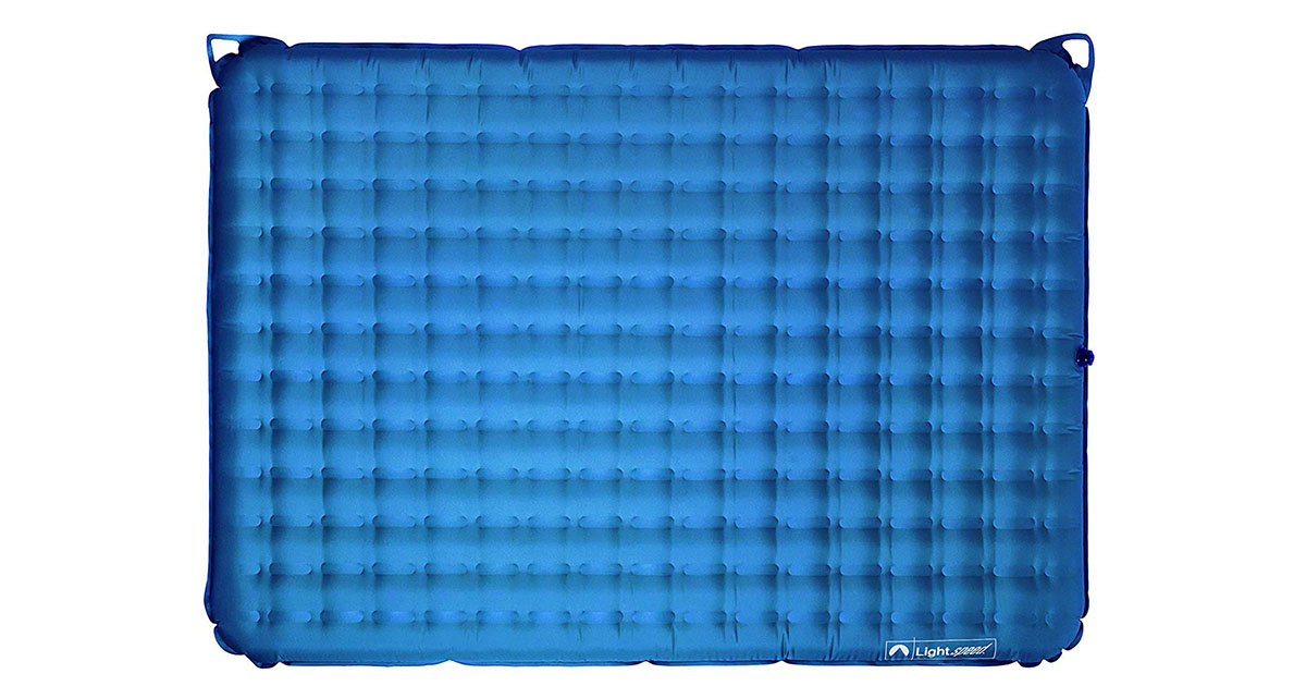 Lightspeed Outdoors 2 Person PVC Free Air Bed Mattress
