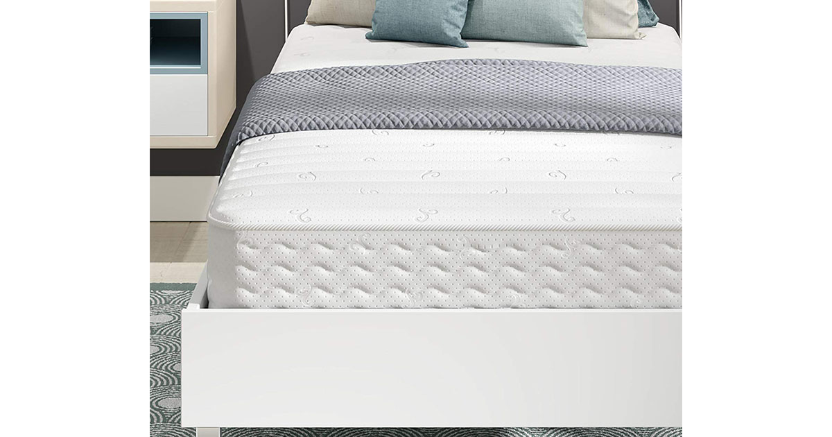 Signature Sleep Mattress 8 Inch Coil Mattress Twin Mattresses image