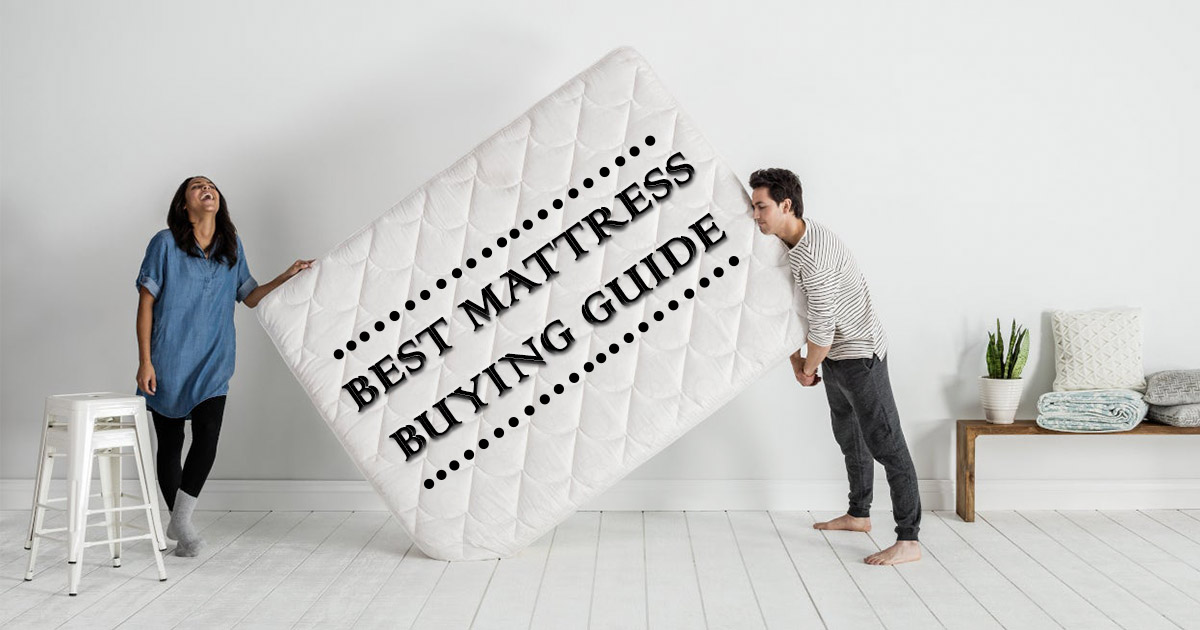Best Mattress Buying Guide image
