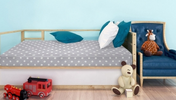 10 Precious Crib Mattresses that ensures Safety and Comfortable sleep for your Baby