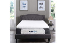 Classic Brands Cool Gel 1.0 Mattress | 14-inch High-quality Memory Foam Mattress