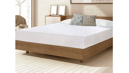 "PrimaSleep 7"" Dura Deluxe Comfort Memory Foam Mattress – Best Full-Size Mattress for Singles!"
